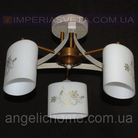 Люстра припотолочная IMPERIA трехламповая LUX-504214