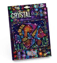 "Алмазная мозаика ""CRYSTAL MOSAIC"", ""Рыбка"""