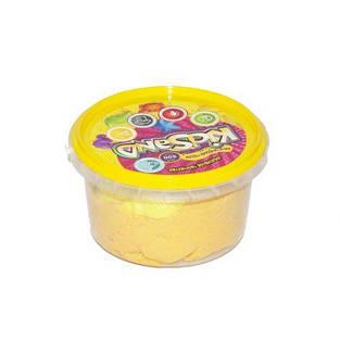 "Кинетический песок ""KidSand"", желтый, 500 г"