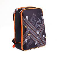 Рюкзак каркасный ZiBi Shell ROAD TRIP школьный ZB17.0116RT