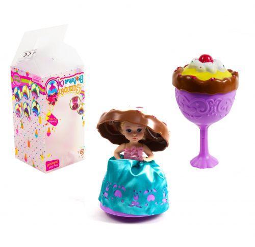 "Кукла-мороженое с ароматом ""Cupcake Surprise"" (сиреневая)"