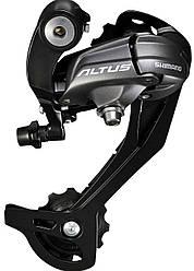 Переключатель велосипедный задний Shimano RD-M370 Altus 9 spd.