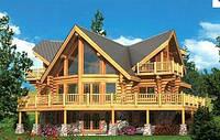 Архитектурное проектирование частных домов и коттеджей.