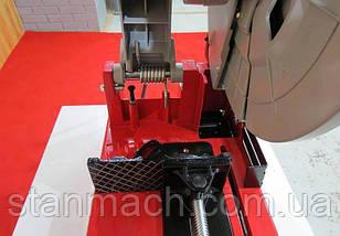 Дисковая пила по металлу Holzmann MKS 355, фото 3