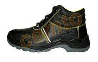 Ботинки cemto 8012 с мет. носокм все размеры в наличии