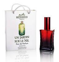 Парфюм в подарочной упаковке HERMES UN JARDIN SUR LE NIL  50 ML.