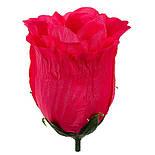 Роза Бутон волна, 9см Був ( по 50 шт в уп.), фото 6