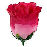 Роза Бутон волна, 9см Був ( по 50 шт в уп.), фото 9
