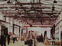 Система лучевого газового отопления Radi-Heat