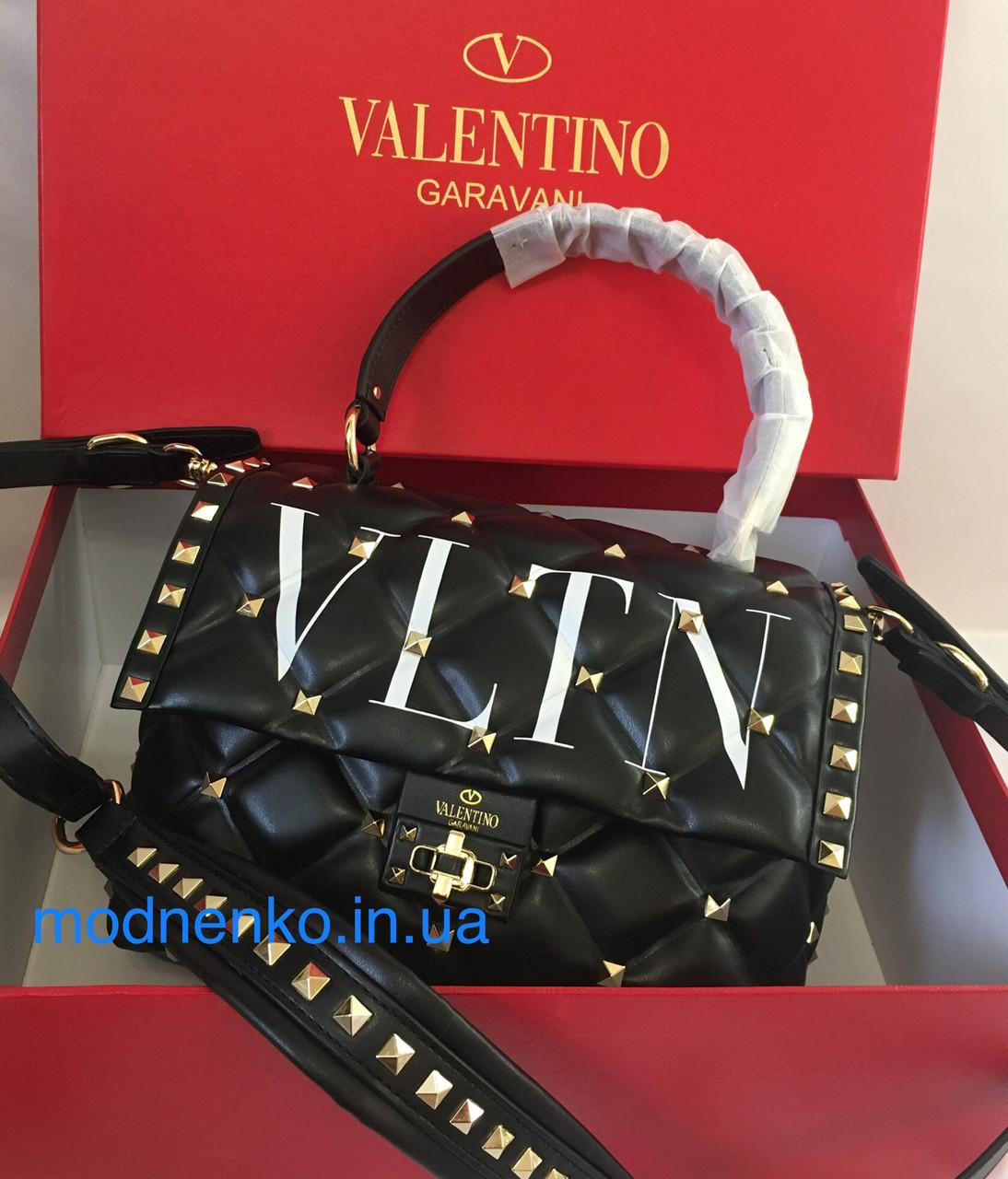 c6f17ddb0cbd Женская сумка Valentino GARAVANI VLTN: продажа, цена в Харькове ...