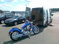 Эвакуатор для мотоциклов
