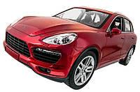 Машинка радиоуправляемая 1:14 Meizhi Porsche Cayenne (красный)
