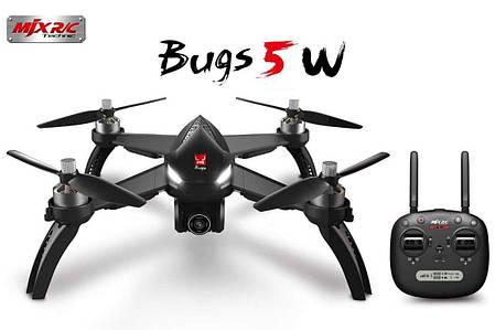 Квадрокоптер MJX Bugs B5W с камерой Wi-Fi бесколлекторный, фото 2