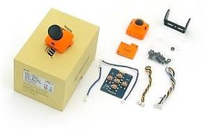 """Камера FPV RunCam Swift 2 CCD 1/3"""" MIC 4:3 (2.3мм оранжевый), фото 2"""