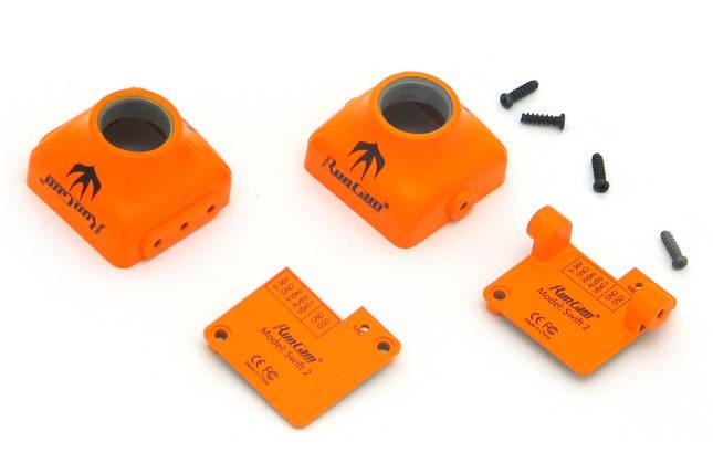 Корпус для камеры RunCam Swift 2 (оранжевый), фото 2