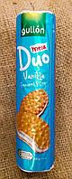 Gullon Mega Duo Vanilla - Печенье-сендвич с ванильной начинкой