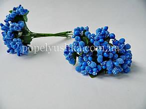 Тичинки дрібноцвіт синій