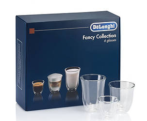 Набор стаканов DeLonghi Mix (6 шт)