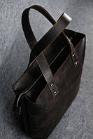 Кожаная сумка Shopper-mini, фото 2
