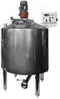 Ванна пастеризации и охлаждения ВДП-600, котел, емкость 600л