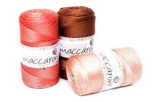 Трикотажные шнуры Maccaroni PР Мacrame 2-3 мм