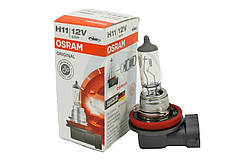 Лампа автомобильная H11  Osram