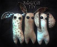 Мягкие игрушки-подвески Штушки