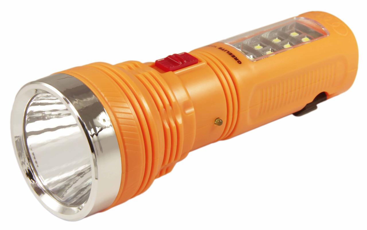 Ліхтарик YJ 227 1w+8 led