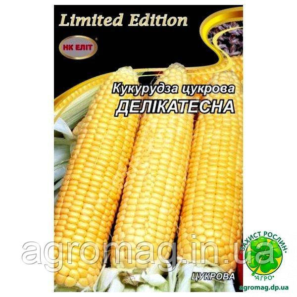 Кукуруза Деликатесная сахарная 20г