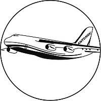 Векторная отрисовка для лазерной гравировки на кожаной обложке загранпаспорта