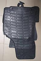 Чешские коврики салона резиновые ( ковры компл.4шт.) для Шкода Октавия А5 SkodaMag