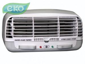 Супер Плюс Турбо - очиститель ионизатор воздуха для дома и офиса