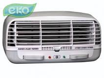 Супер Плюс Турбо - очиститель ионизатор воздуха для дома и офиса  1