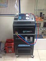 WERTHER, Simal easy, Автоматическая установка для заправки автомобильных кондиционеров, OMA,