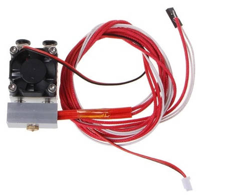 Двухцветный экструдер Hotend J-Head Циклоп (Cyclop) E3D, фото 2