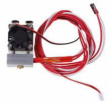 Двухцветный экструдер Hotend J-Head Циклоп (Cyclop) E3D, фото 3