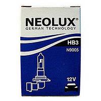Лампа автомобильная HB3 NEOLUX