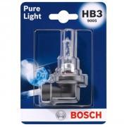 Лампа автомобильная HB3 BOSCH PURE LIGHT