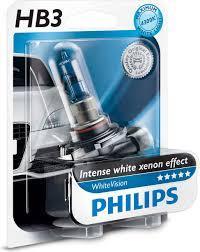 Лампа автомобільна HB3 PHILIPS