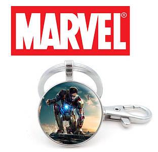 Брелок с изображением Тони Старка Marvel