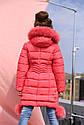 Пальто детское Кина для девочек-ТМ Nui Very Размер 116 122, фото 5