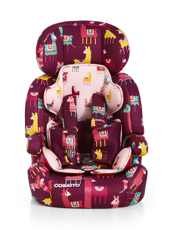 Cosatto - Детское автокресло Zoomi, цвет LLAMARAMA