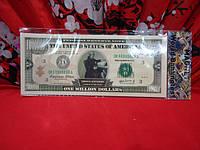 Магнитные деньги доллар разные купюры