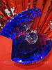 Кристалл синий жемчужина