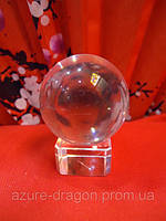 Хрустальный шар предсказаний d=4см