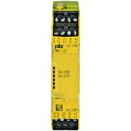 751132  Модуль розширення PILZ PNOZ s22 C 24VDC 2 x 3 n/o 1 n/c