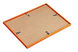 Рамка 30х40 из пластика - Оранжевая, фото 3