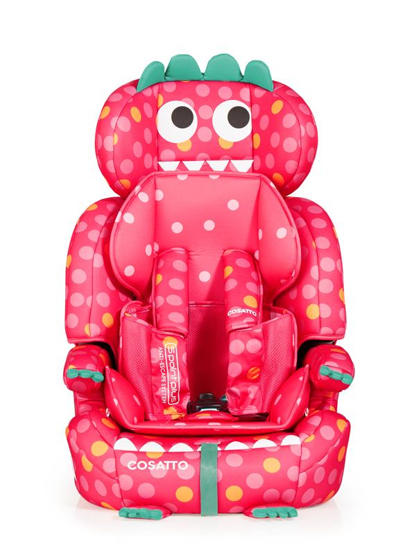 Cosatto - Детское автокресло Zoomi, цвет MISS DINOMITE