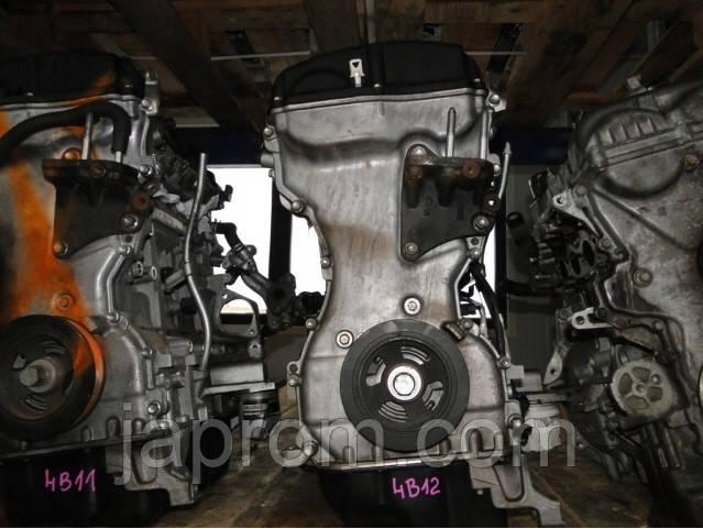 Мотор (Двигатель) Mitsubishi Outlander Lancer 4B12 2.4 бензин