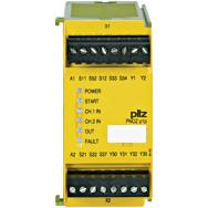 773300 Реле безпеки PILZ PNOZ p1p 24VDC 2so